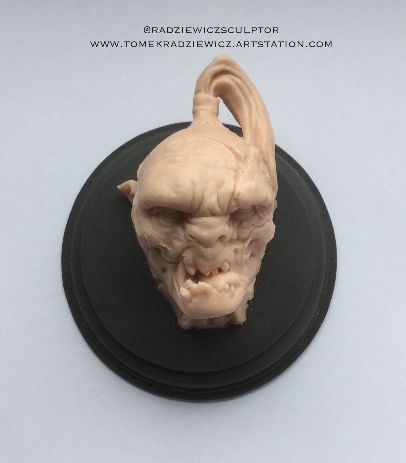 Creature head/ orc
