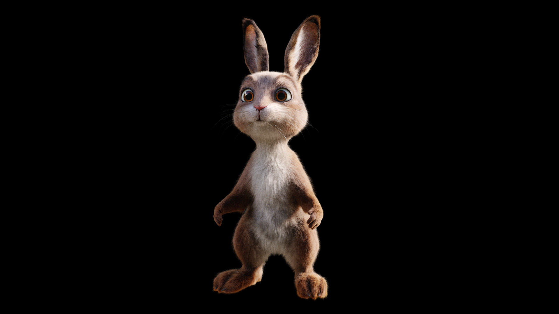 Clement granjon rabbit 01