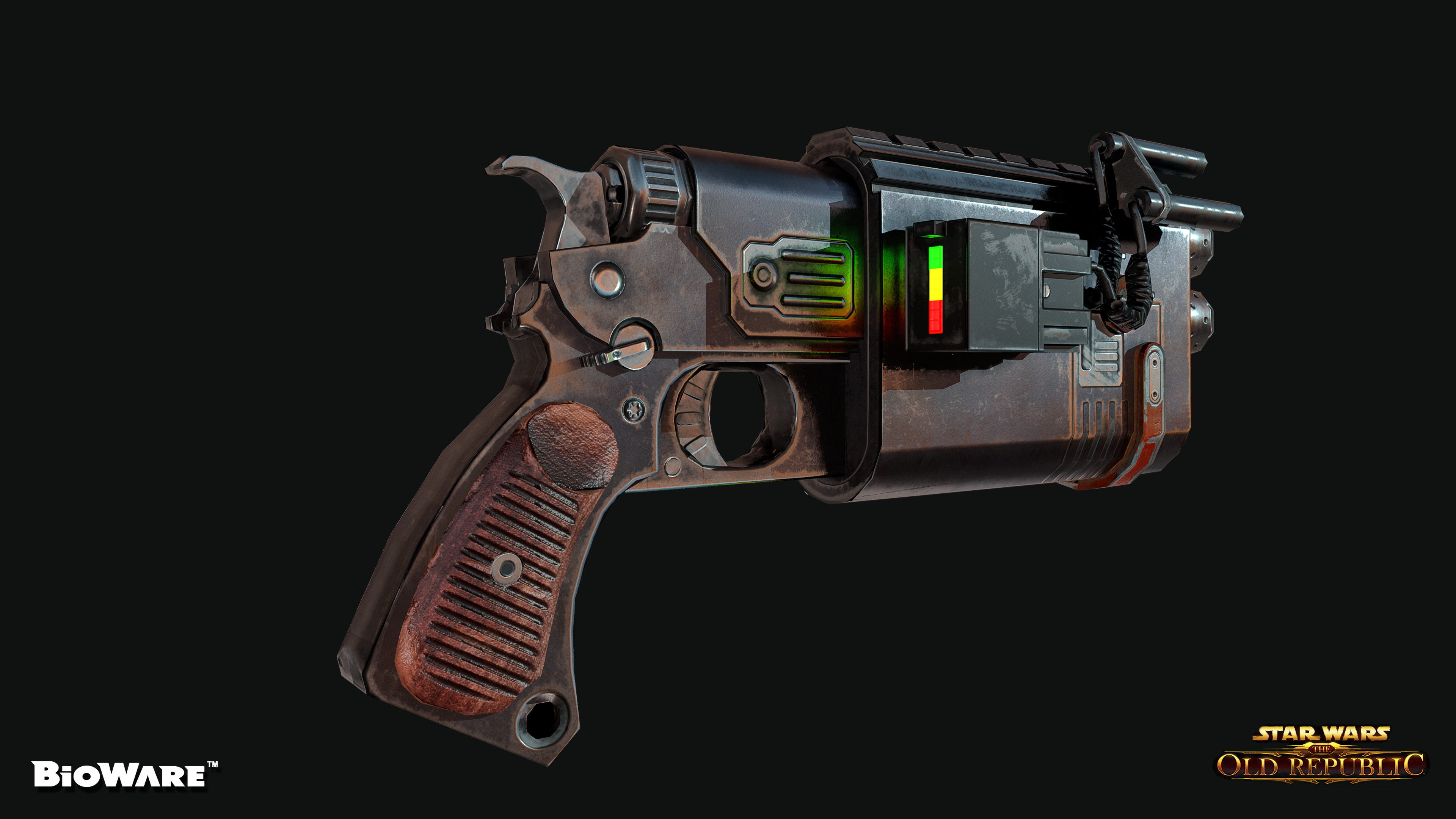Scorpion TK Blaster