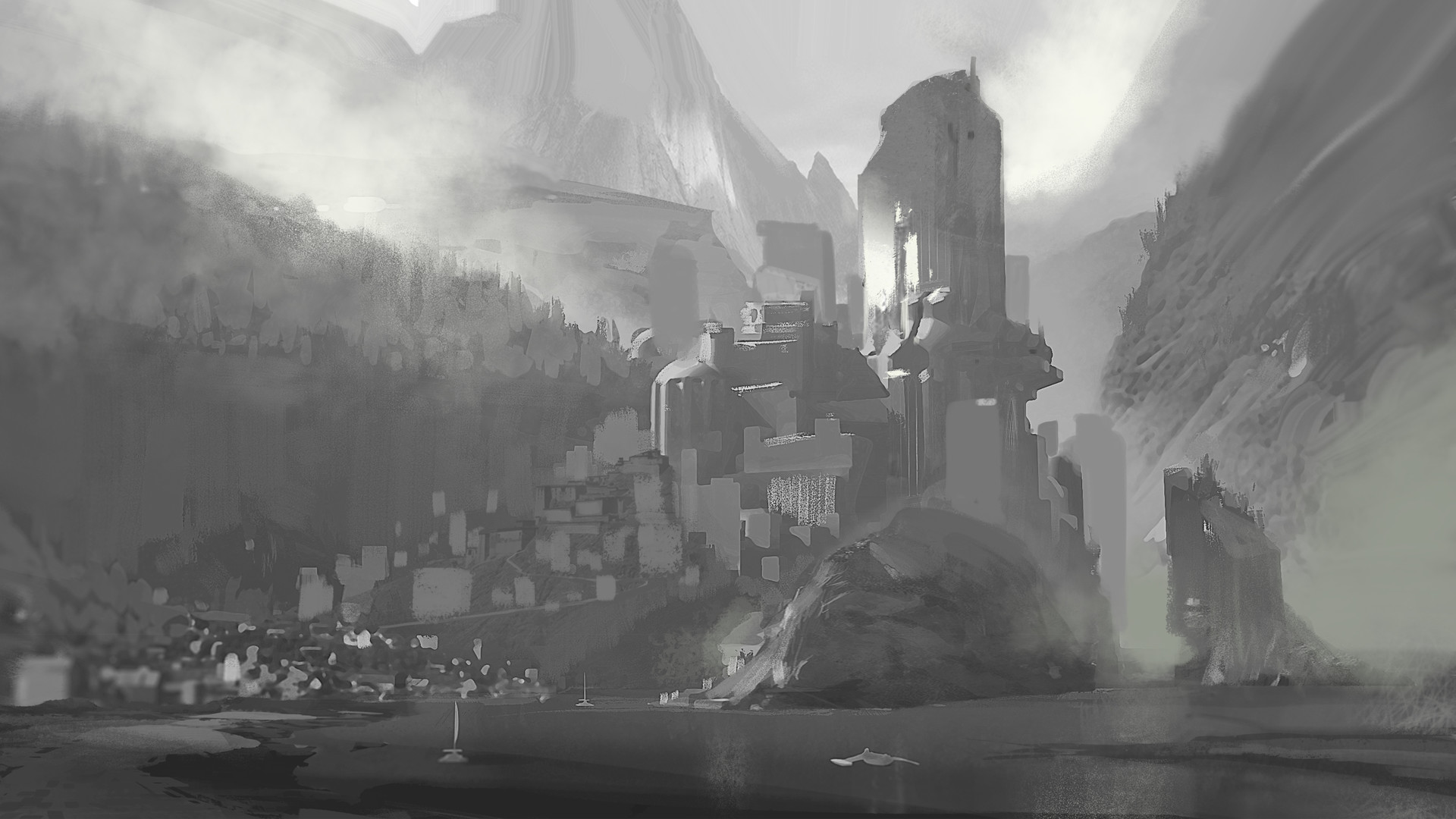 Jedd chevrier sketch 1