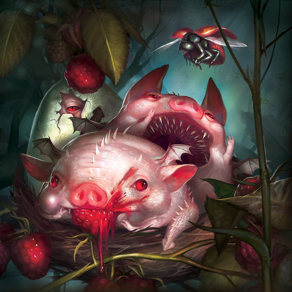 Alyssa menold dragon pigs