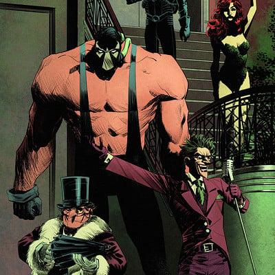 Gleb melnikov gotham villains copy