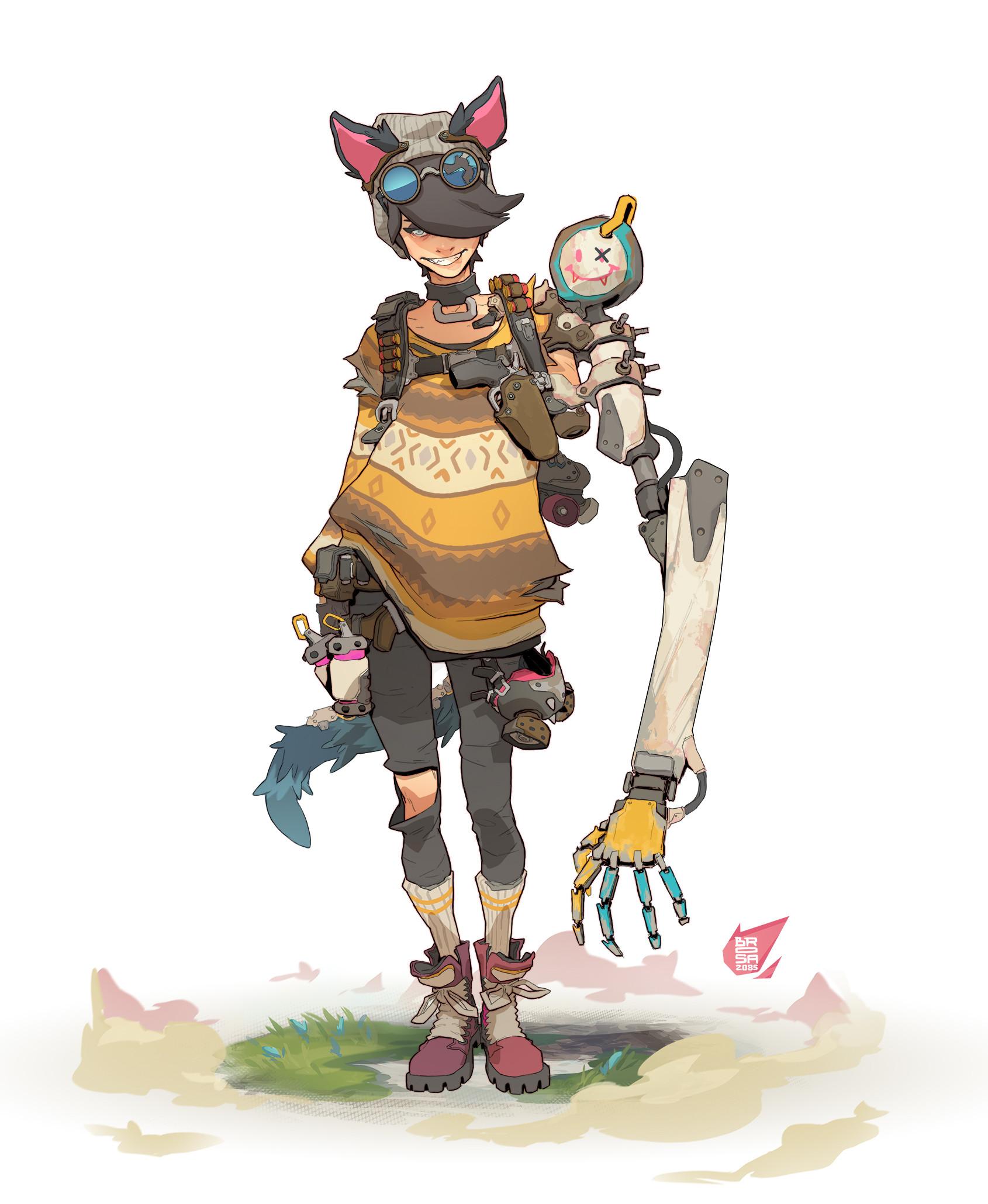 Image Result For Wallpaper Anime Girl Warrior