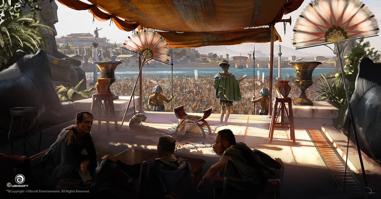 Martin deschambault aco scene ptolemy mdeschambault