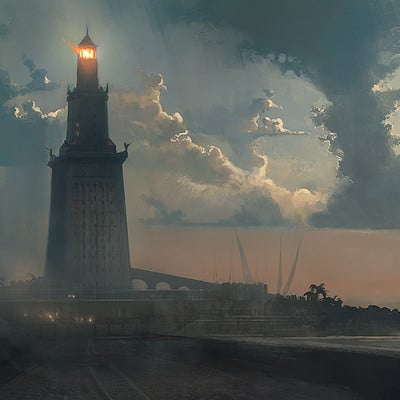 Martin deschambault aco alexandria lighthouse mdeschambault