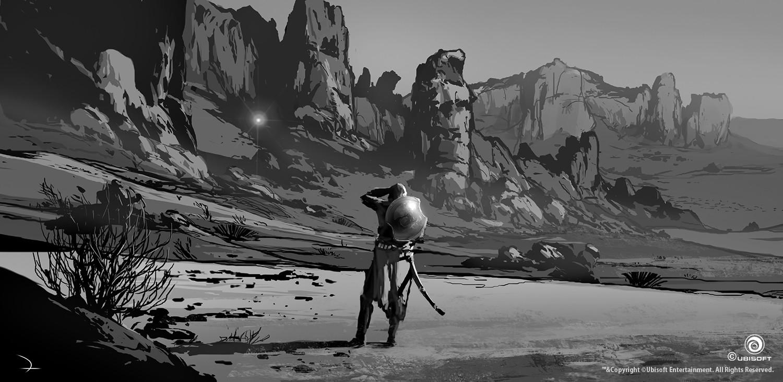Martin deschambault aco desert poi sketch mdeschambault