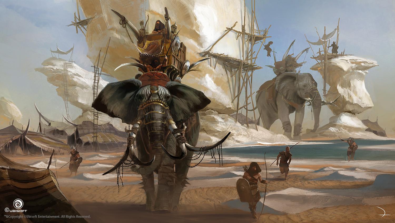 Martin deschambault aco war elephant bandit mdeschambault