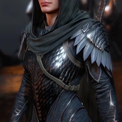 Chris coleman mario ortiz eltariel armor textures