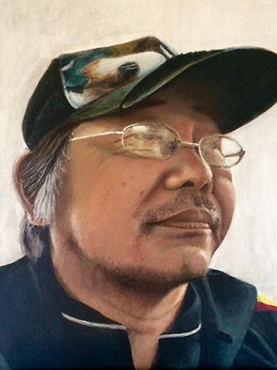 Bob Ojisan by Ashley Potter