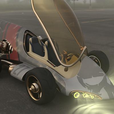 Arcadeous phoenix hydro racer pod ani hrb