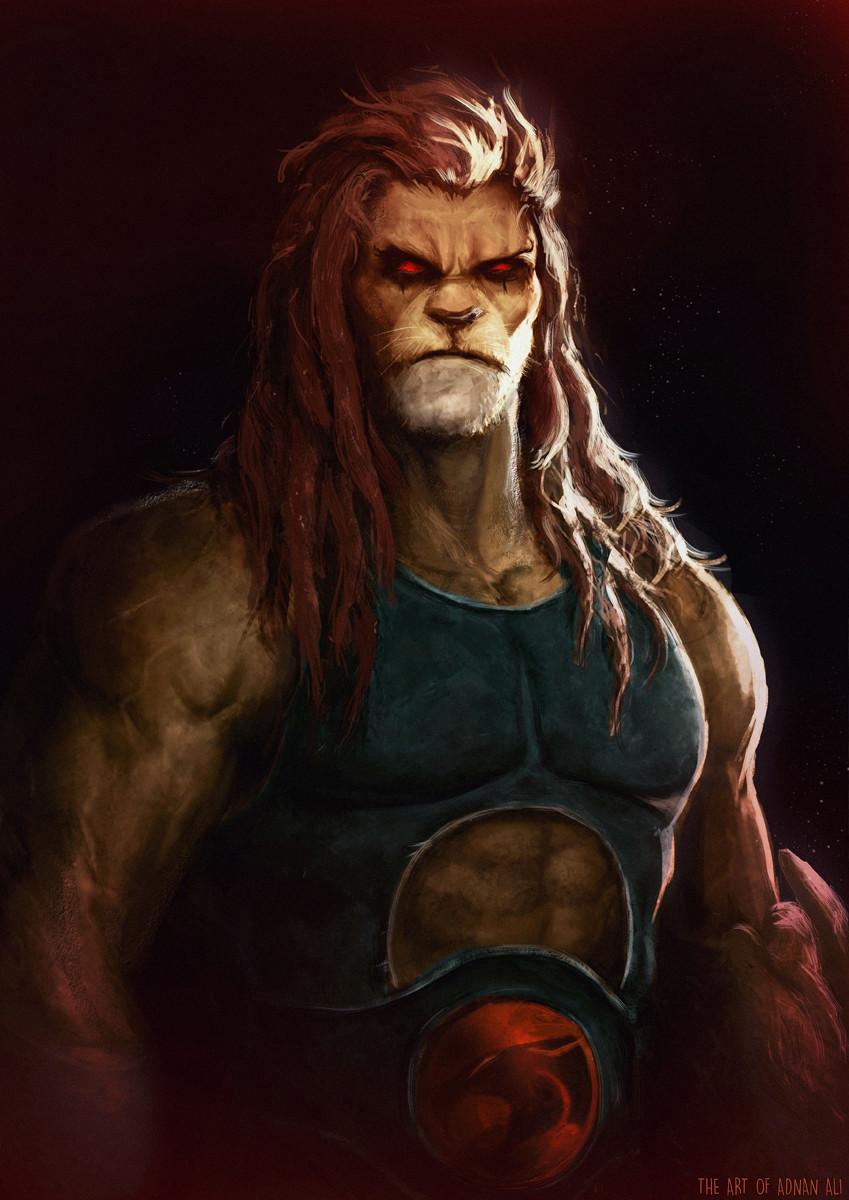Adnan ali lion o