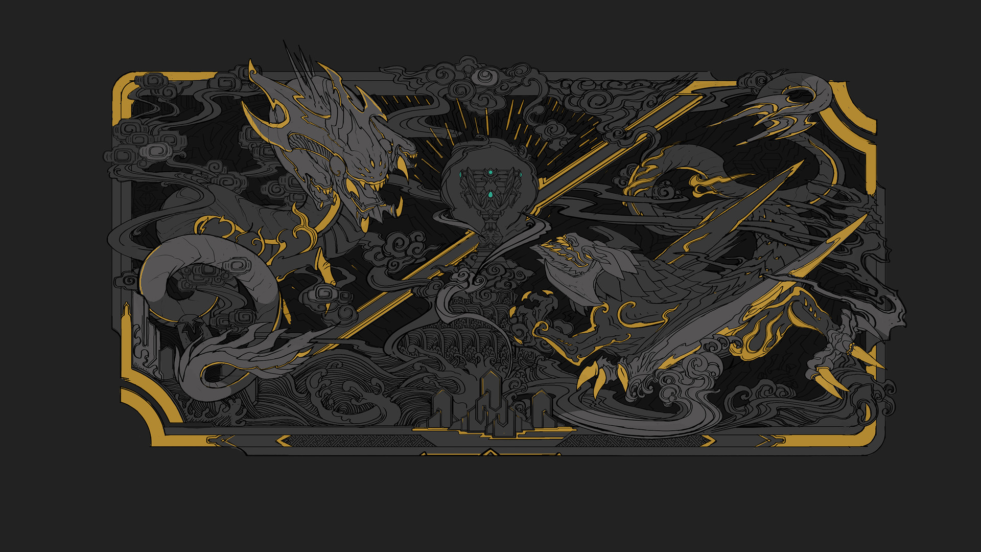 Artstation The Concept Art Of League Of Legends World
