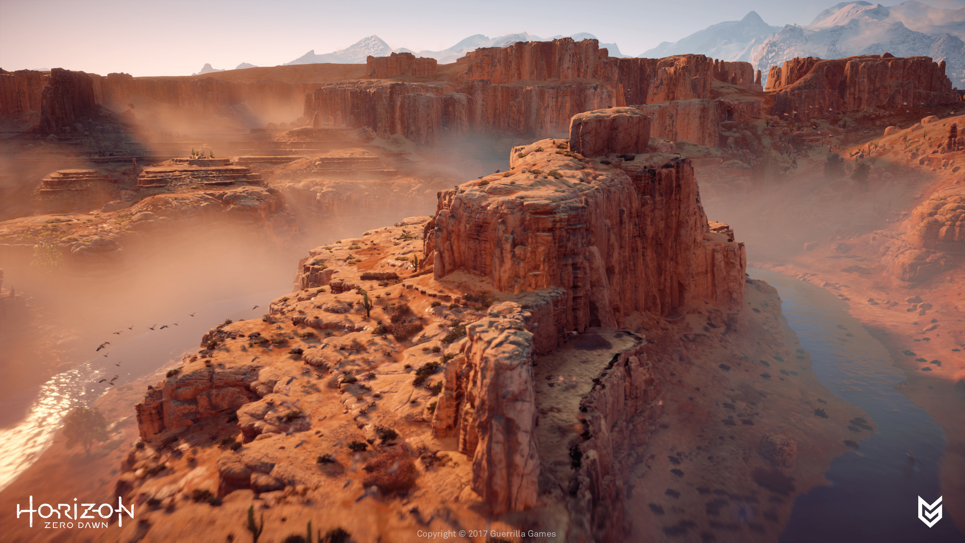 Lukas kolz gatelands canyon inspired by the colorado river 02