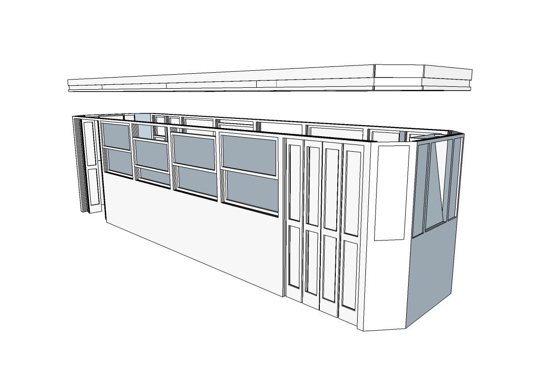 Amazing Artstation Tramway Filipp Goussev Uwap Interior Chair Design Uwaporg