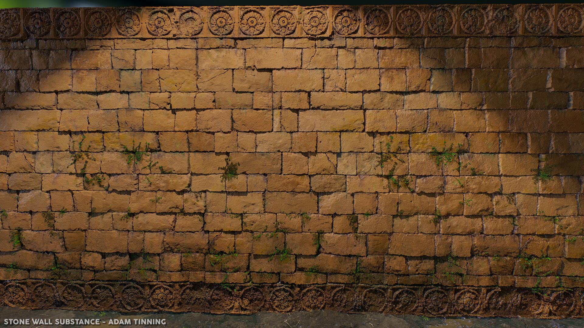 Adam tinning stonewall render 02