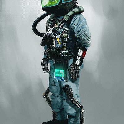 Samuel silverman space pilot