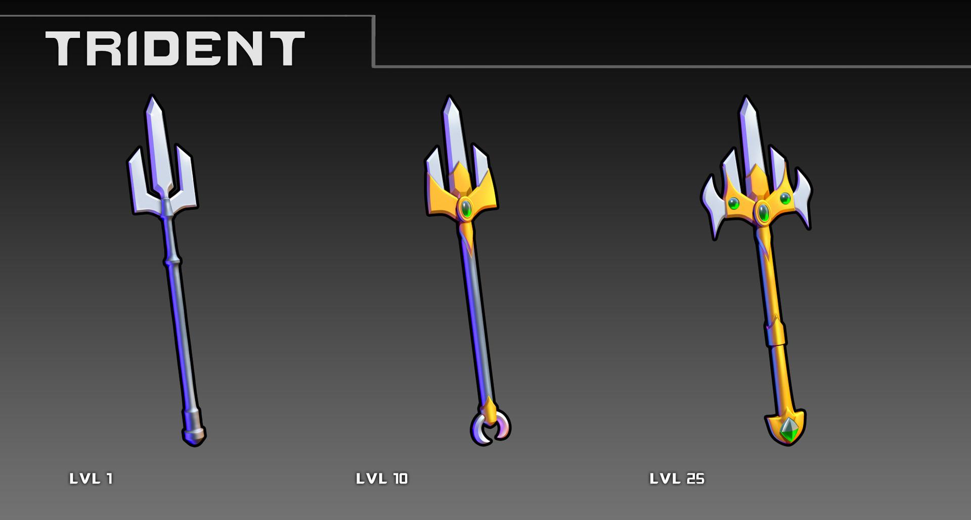 Jason rumpff item trident