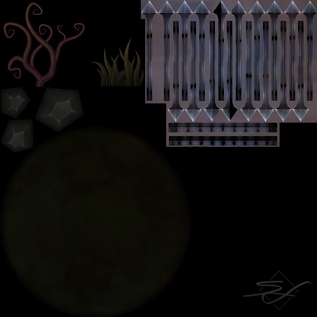Sebastian irmer halloween texturen 02