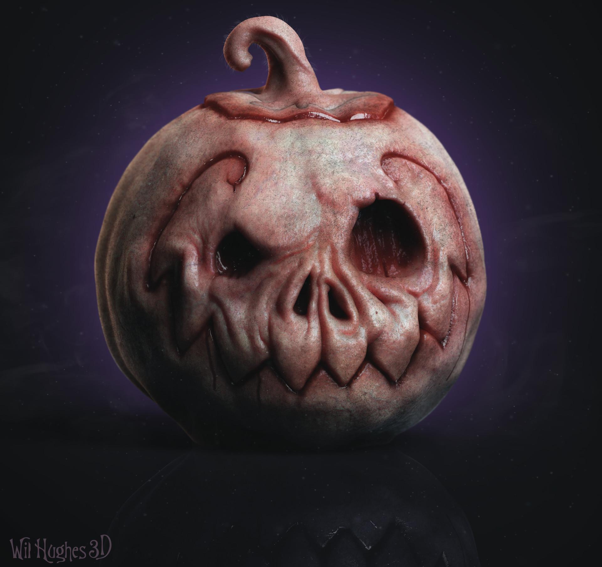 Wil hughes jack o lantern