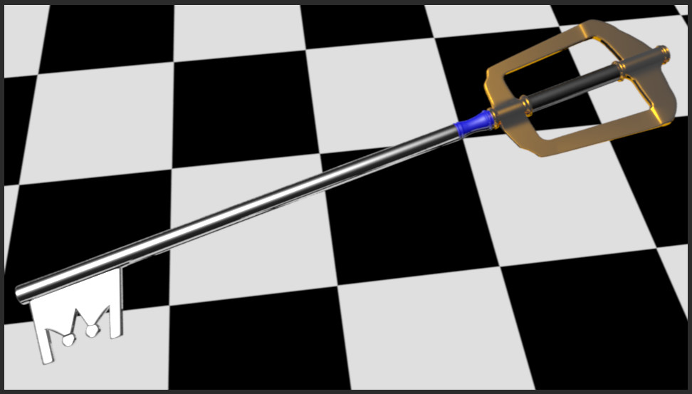 Joseph moniz keyblade001