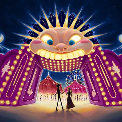 Elizabeth story circus gate line12