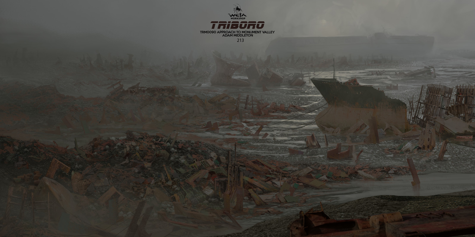 Trash Mesa 01