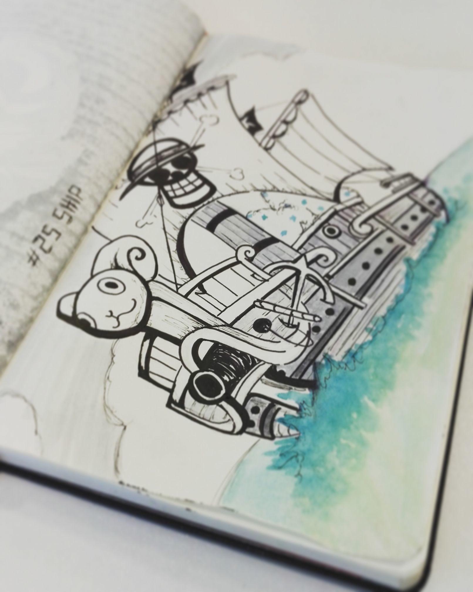#25 Ship