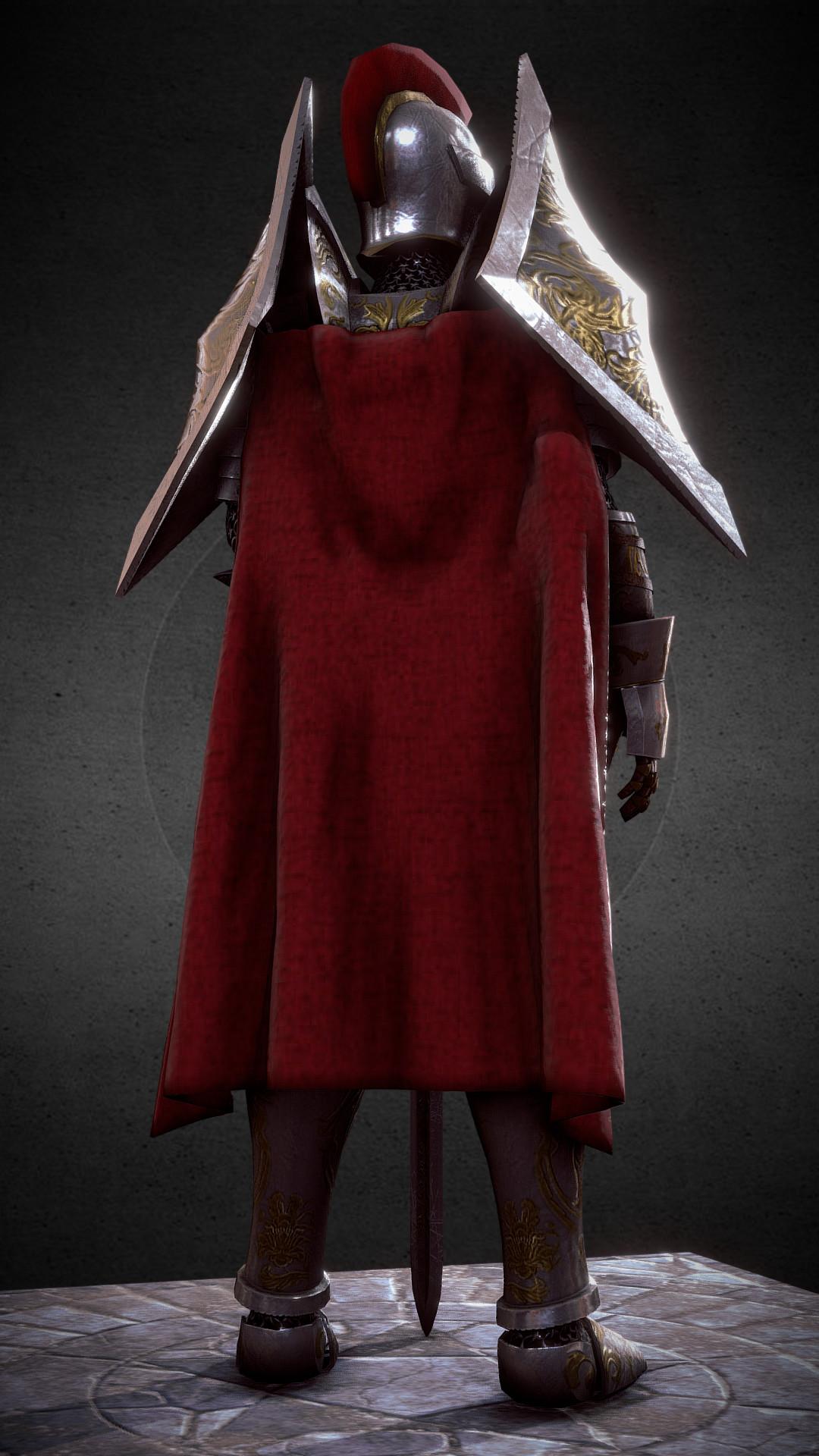 Ivan batalla knight medieval fantasy 1