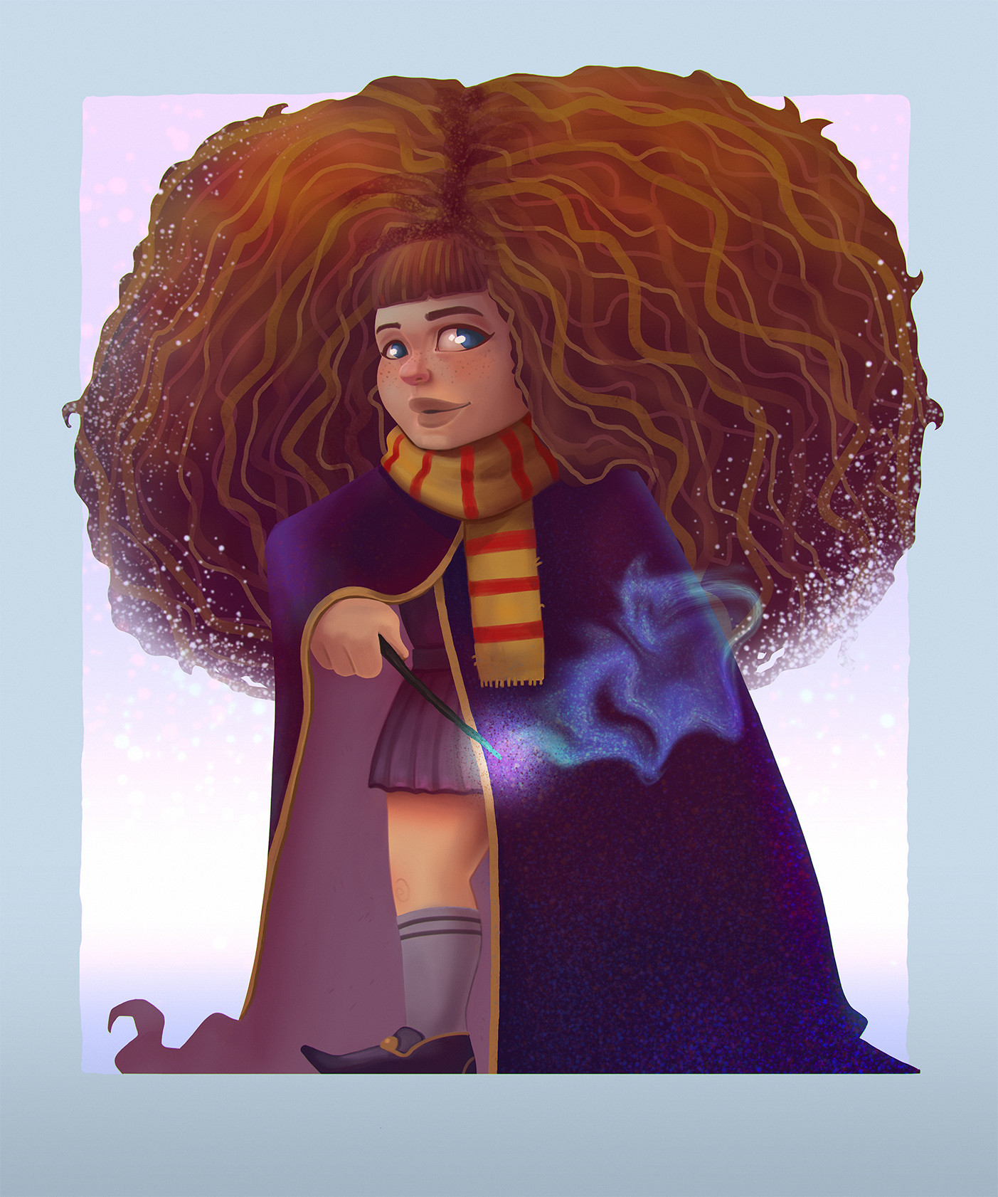 Josh merrick hermione2