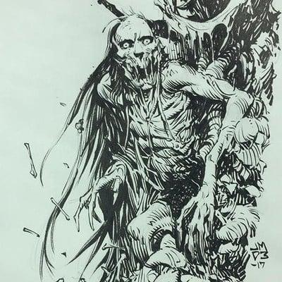 James daly jmd3art zombie 05