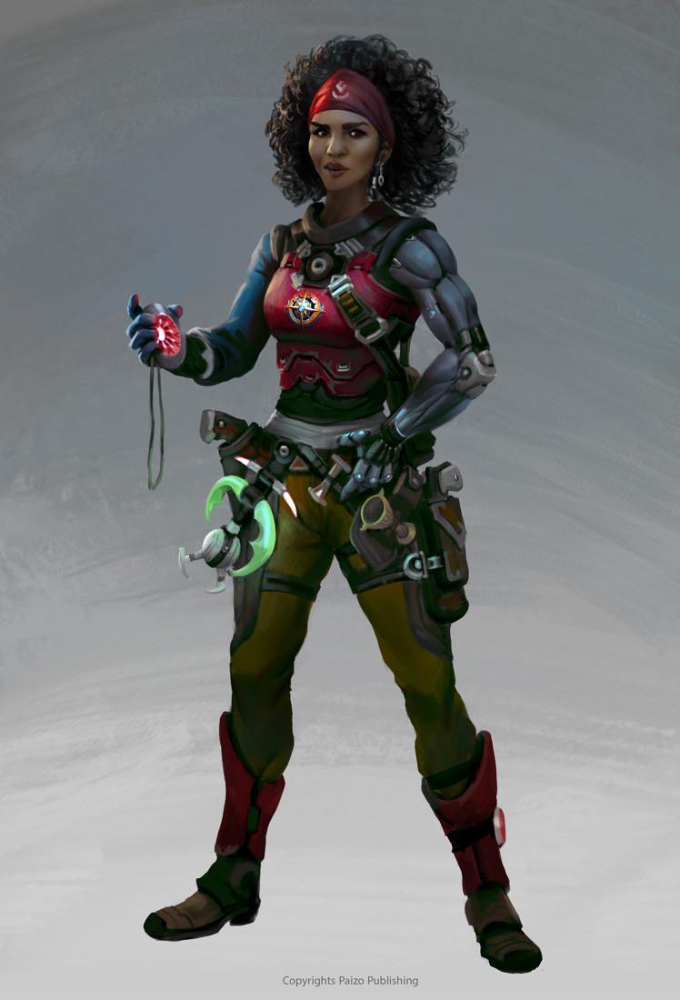 Miro petrov starfinder leader