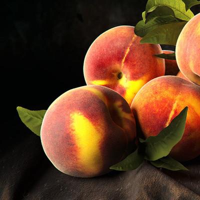 Mihai pandelescu peach 01
