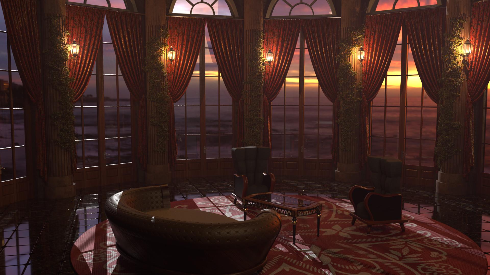 Artstation Luxury Lounge Picard Plaisimond