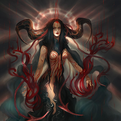 Lorenn tyr blood demon