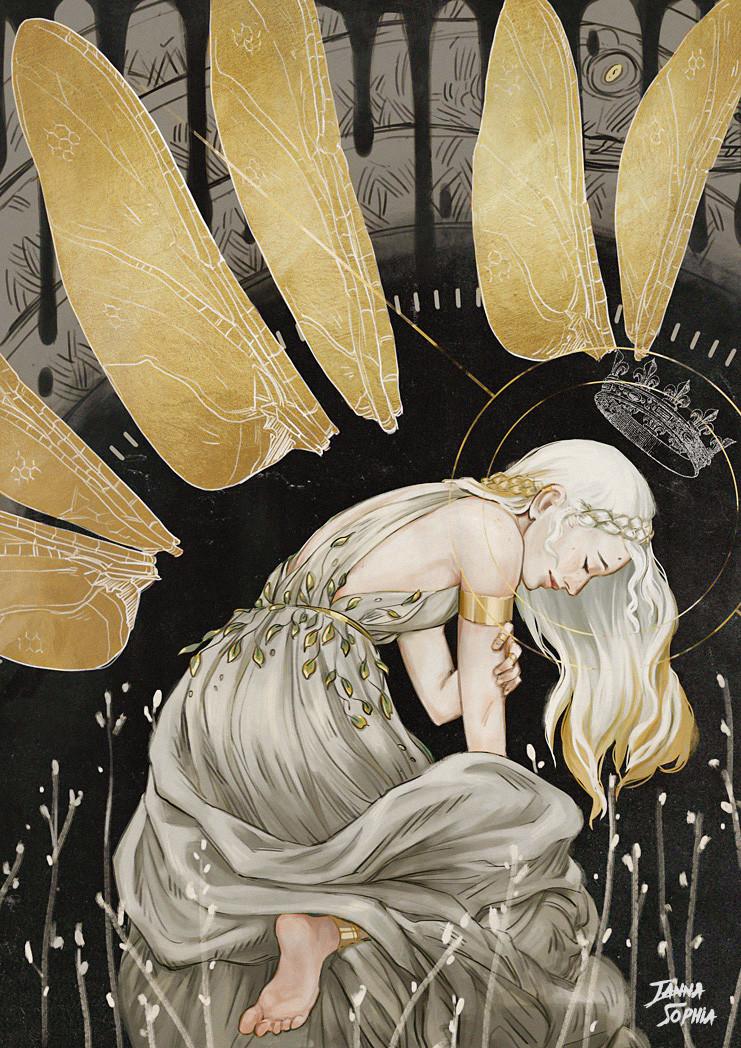 Janna sophia 171031 the beloved