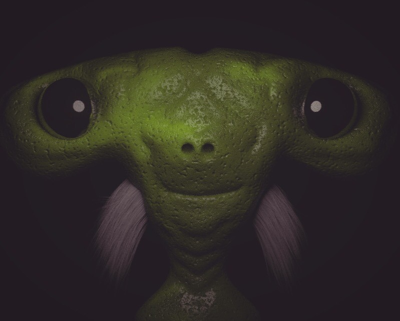 Brian azevedo cute alien insta