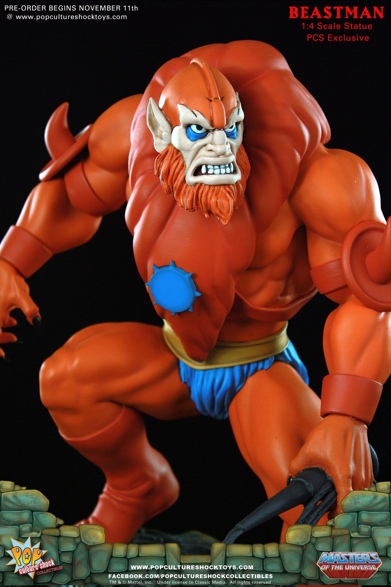 Alejandro pereira beastman exclusive edition motu pop culture shock 07