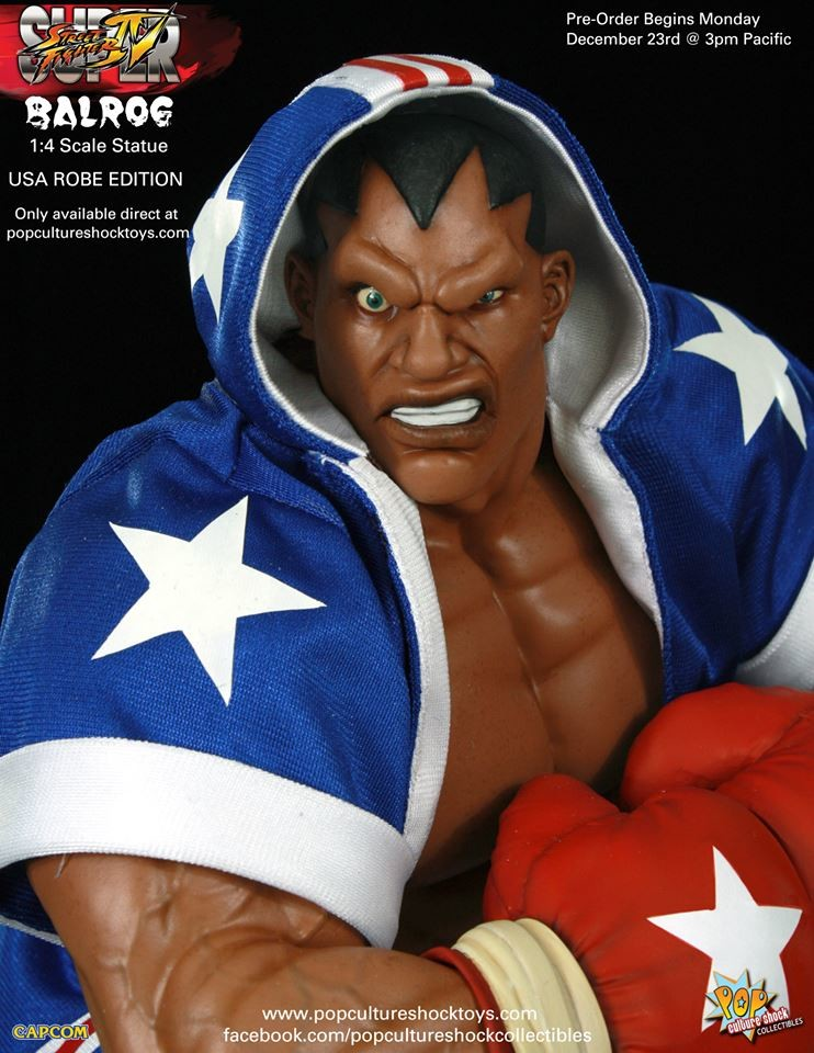 Alejandro pereira street fighter balrog usa robe exclusive 8