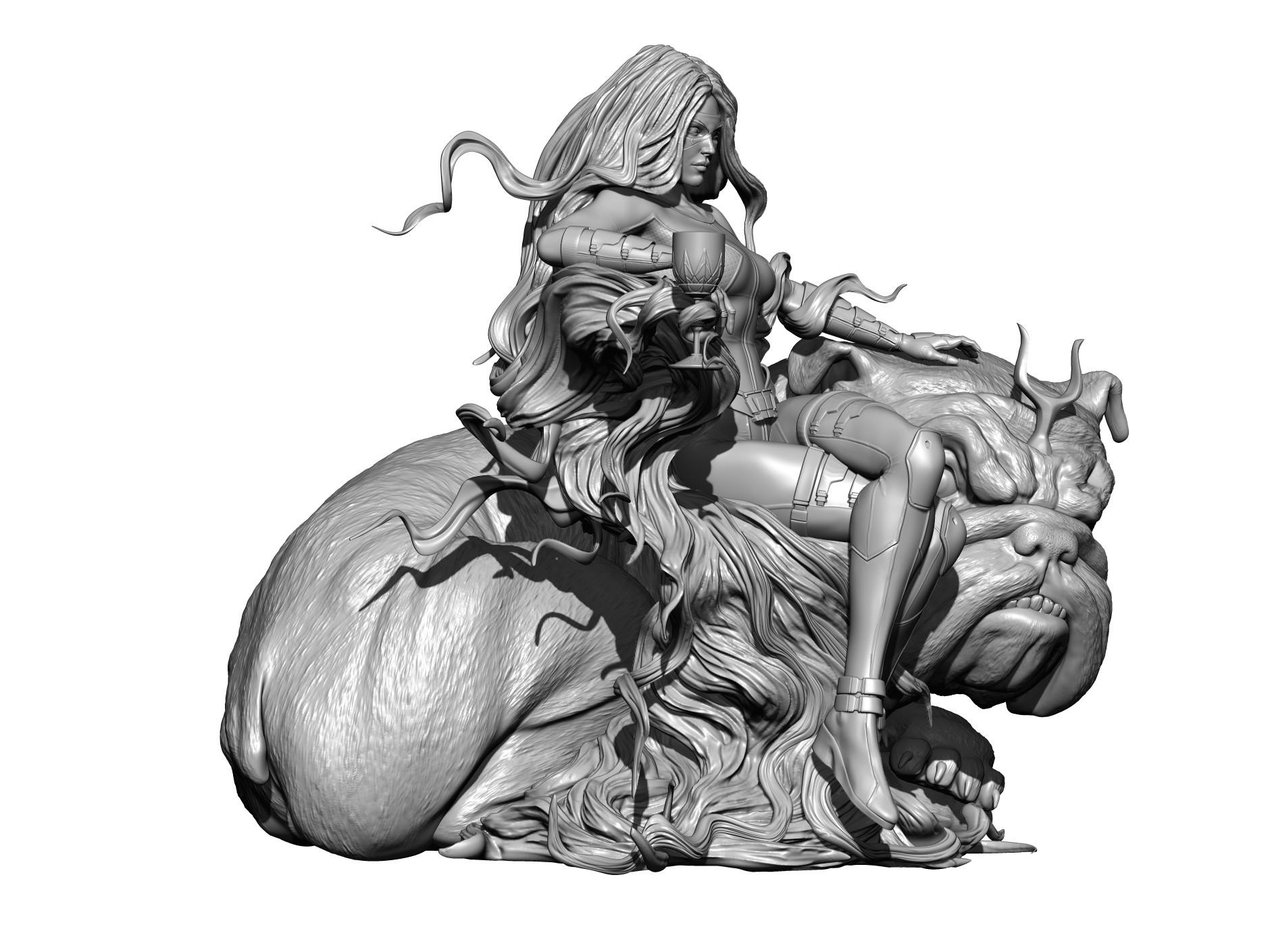 Alejandro pereira medusa xm 05