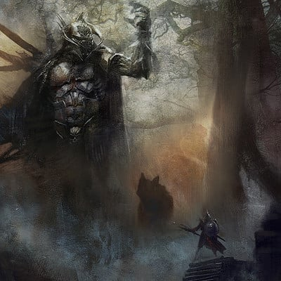 Murat gul darklord by muratgul