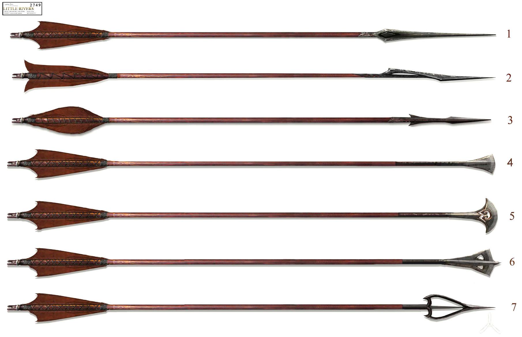 Ben mauro 2749mirkwood arrows all bm copy o 905 2x