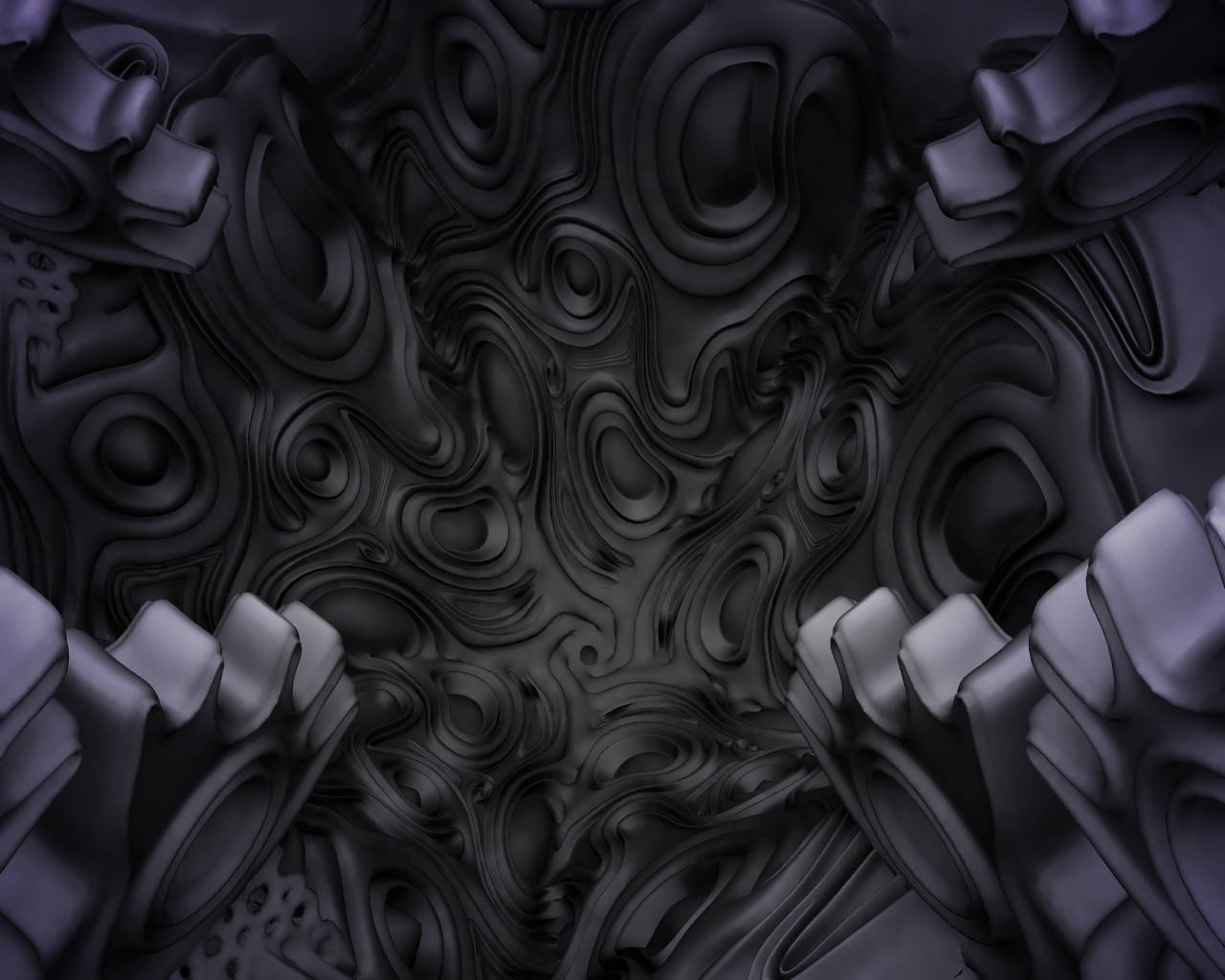 """Gozuryu""(five head dragon) for 3D printing, inside"