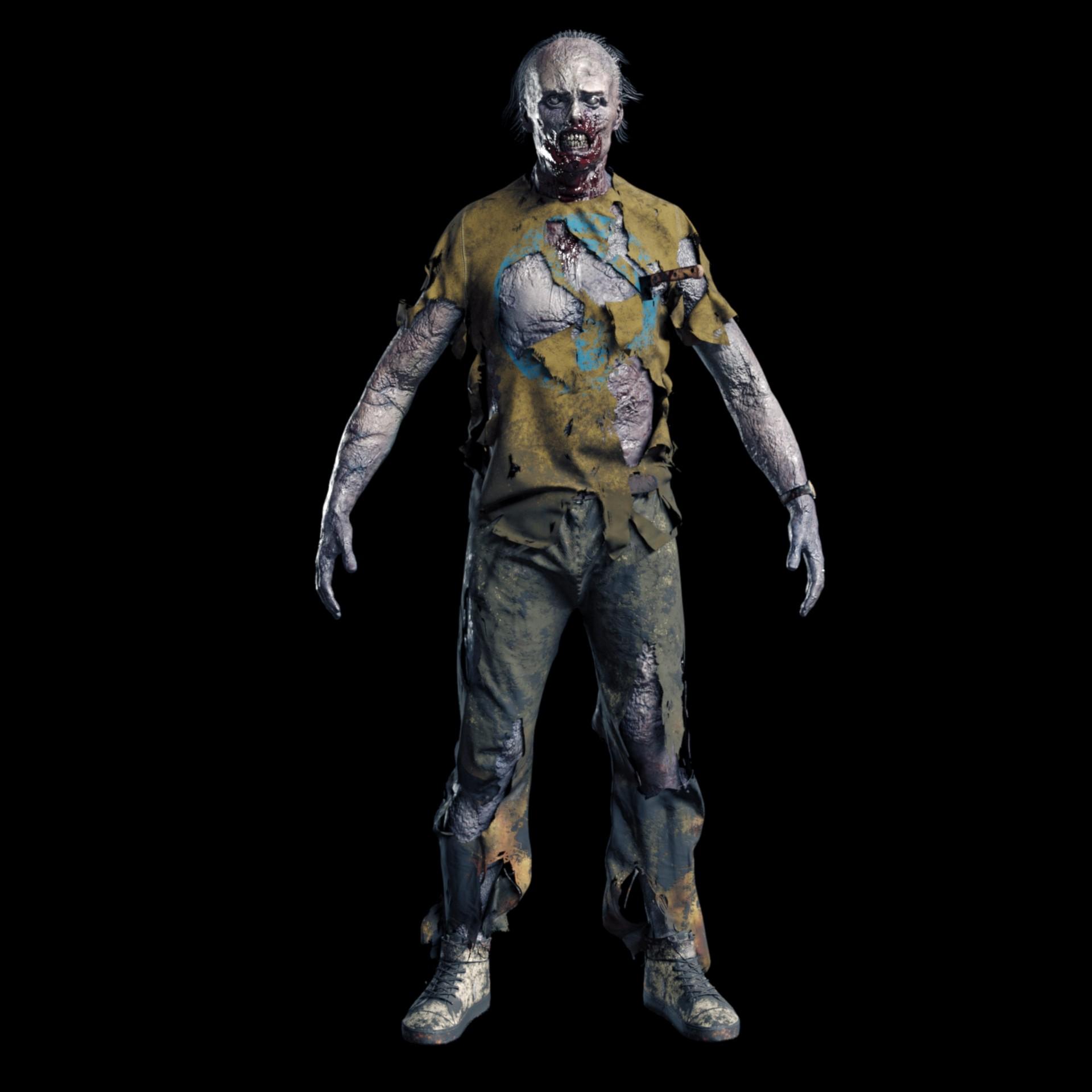 Michael weisheim beresin zomby men front 01