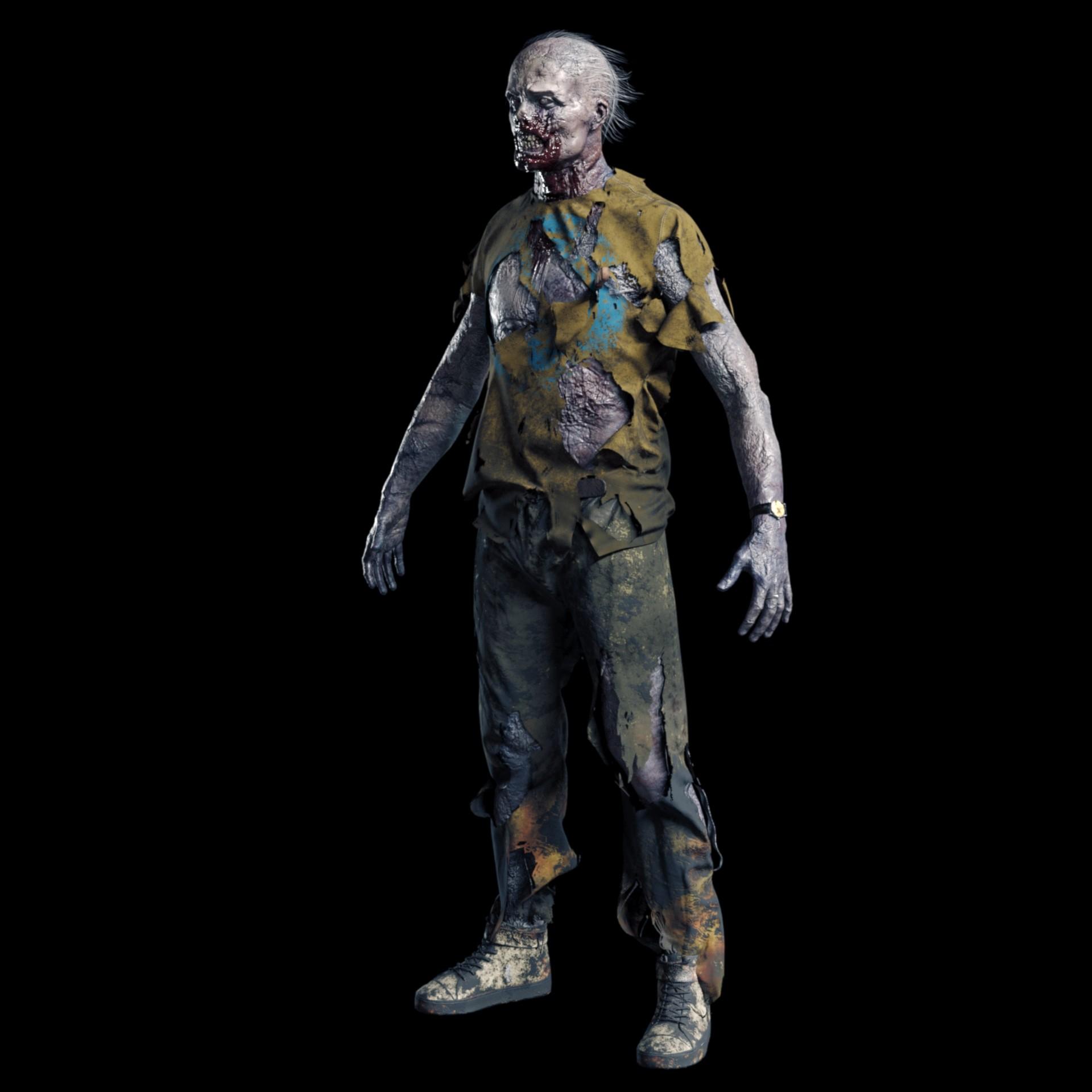 Michael weisheim beresin zomby men front 17