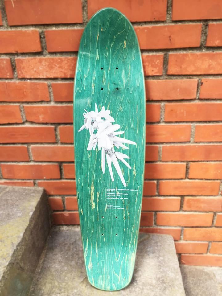 XSENSE skateboard