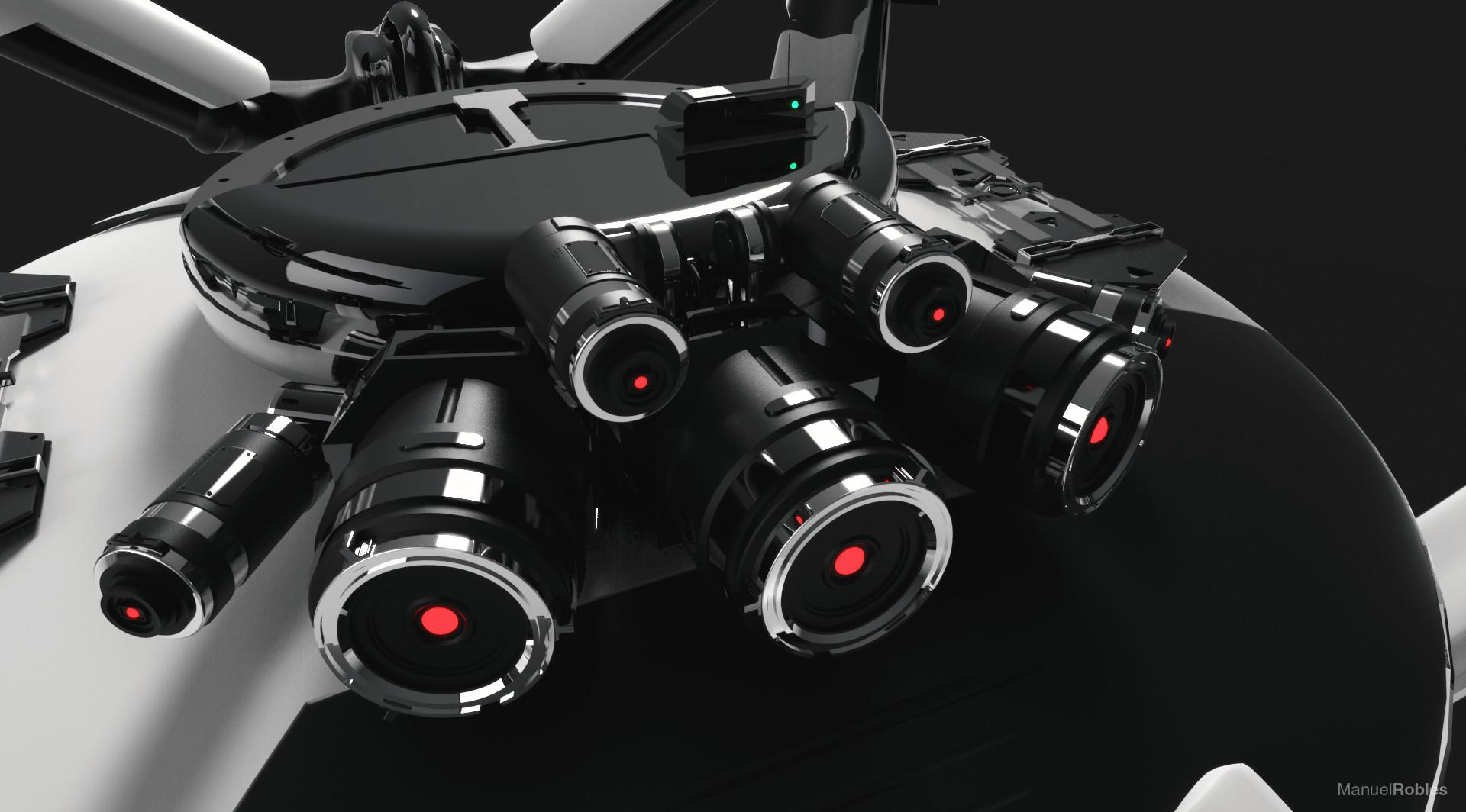 Manuel robles spider robotdron 02 viewset 27