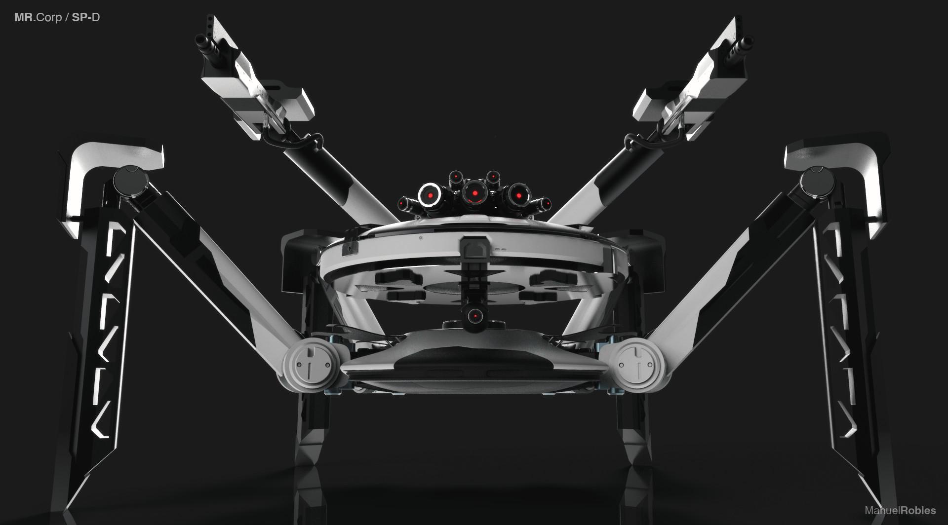 Manuel robles spider robotdron 02 viewset 23