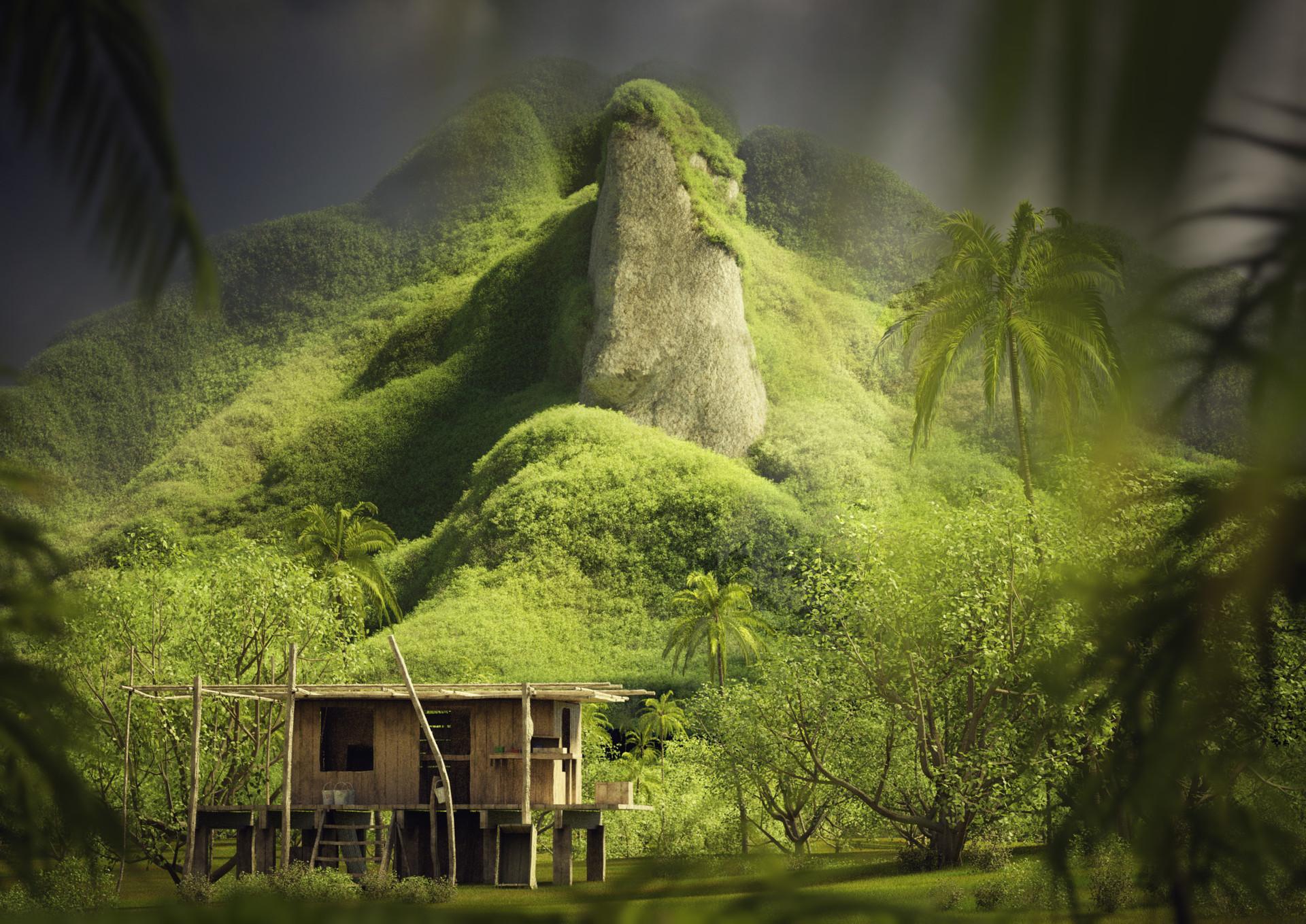 Yann couderc yann couderc island