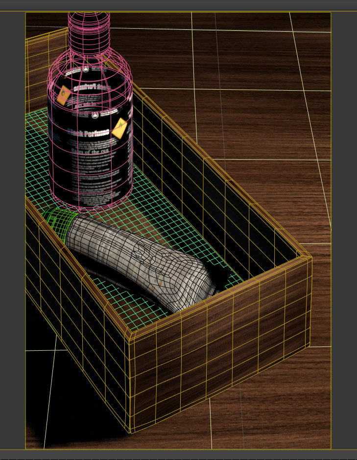 Alireza seifi casa set wireframe