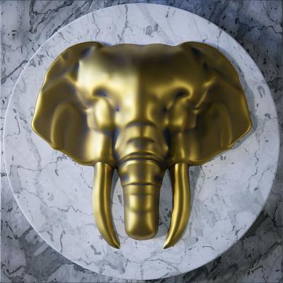Zdenek elefant slon05 3